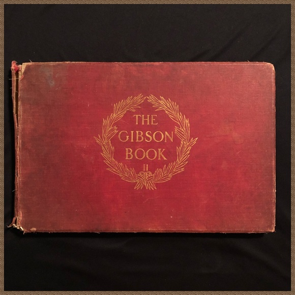 Vintage Other - The Gibson Book Vol II - 1906